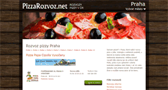 Preview of pizzarozvoz.net
